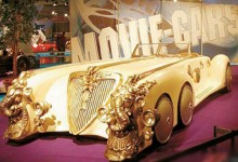 世界上最贵的七款汽车 大家都看下,男人还是要了解的