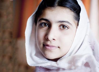 17岁的少女获得2014年度诺贝尔和平奖