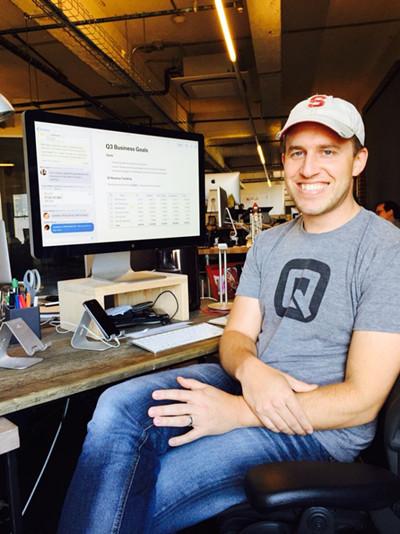 挑战微软移动工具市场权威的小初创公司就是他 Quip