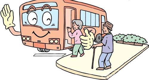 妙龄女责备老人:不该早高峰期和上班族抢轻轨 做素质老人