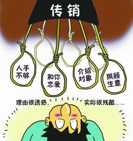 误入传销组织,反骗其成员34万获刑