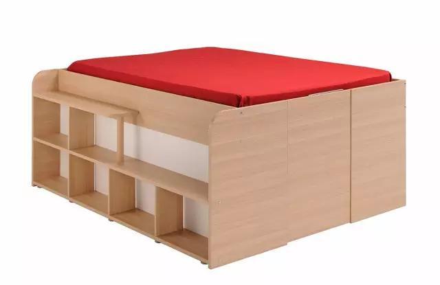 简单的床,神奇的床 这就是设计的魅力
